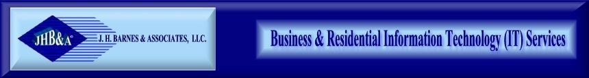 Business and Residential IT Services